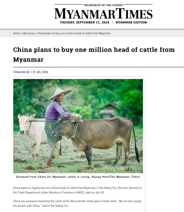 Myanmar Times