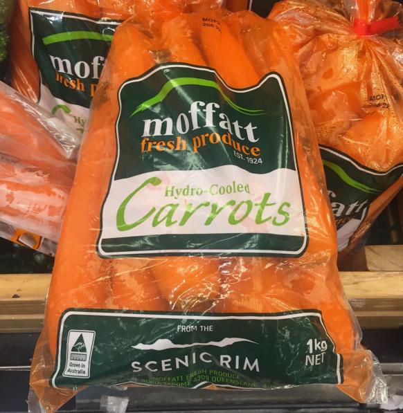 Photo12, Aussie Carrots