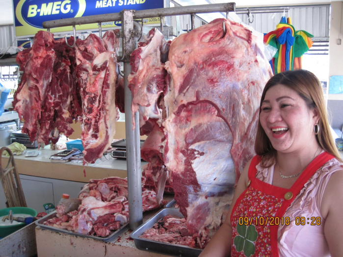 Photo7, Beef trader in Mindanao
