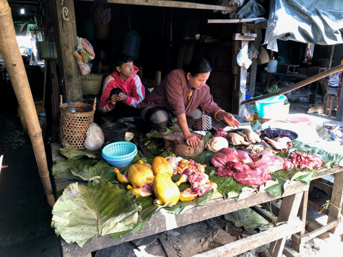 Pic8_ Wet market in Northern Irrawaddy