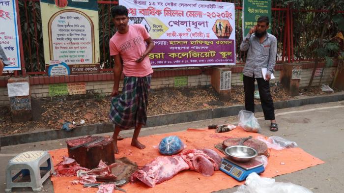 Pic8_Beef Stall Dhaka